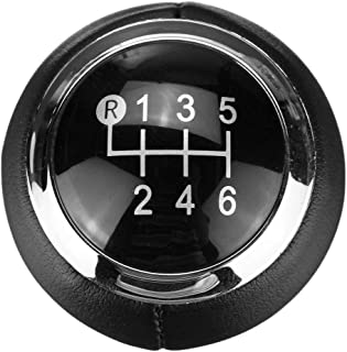 ZHOUMOLIN 5 Speed Car Styling Gear Shift Knob Lever,for Peugeot 106 107 205 206 306 406 307 308 3008,for Citroen Picasso Saxo C1 C2 C4 C4