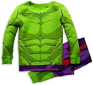 Marvel Hulk Costume PJ PALS for Boys