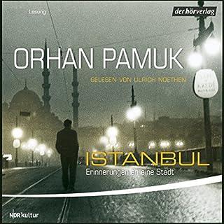 Istanbul                   Autor:                                                                                                                                 Orhan Pamuk                               Sprecher:                                                                                                                                 Ulrich Noethen                      Spieldauer: 12 Std. und 2 Min.     82 Bewertungen     Gesamt 4,1