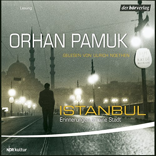 Istanbul                   By:                                                                                                                                 Orhan Pamuk                               Narrated by:                                                                                                                                 Ulrich Noethen                      Length: 12 hrs and 2 mins     1 rating     Overall 3.0