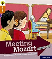 Oxford Reading Tree Explore with Biff, Chip and Kipper: Oxford Level 8: Meeting Mozart