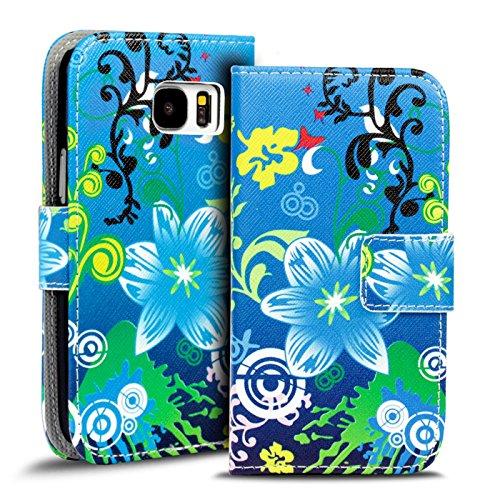 Verco Custodia a Libro Cover per Il Samsung Galaxy S8 Plus Book Cover Flip Caso Wallet Case per Samsung Galaxy S8+