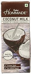 Dabur Homemade Cococnut Milk 200 Gm Pouch