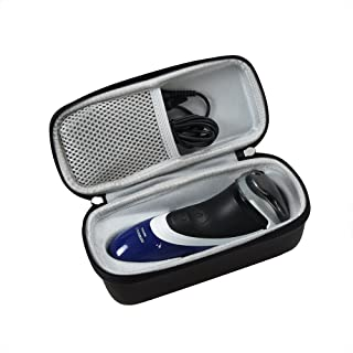 Hermitshell Travel Case Fits Philips Norelco Electric shaver PT724/46 3100, S3310/81, PT730/46 3500