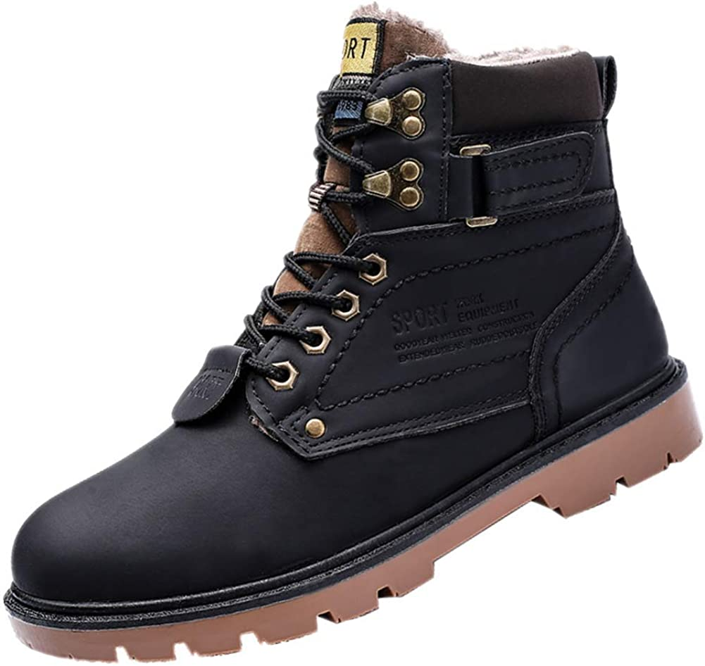 Women Finally resale start Winter Snow Ankle Boots Sneakers Men Hiking Leather Sport Max 68% OFF