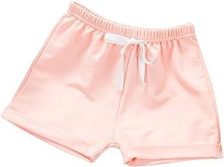 Reefa Sommer Baby Jungen M/ädchen Shorts Kinder Strand Shorts Baumwolle Casual Sport Hosen 1-5J