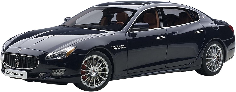 AUTOart – 75807 – Maserati – Quattroporte GTS – 2015 – Blau – Leiter – 1 18 B019MIA190 Hat einen langen Ruf    Moderne und stilvolle Mode