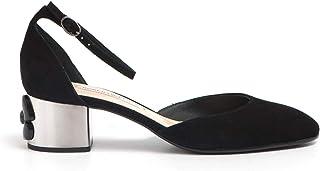 mas preferencial ROBERTO FESTA - Paulette bebè zapatos in negro Suede - - - C1041 AGNESCAM negro  alta calidad