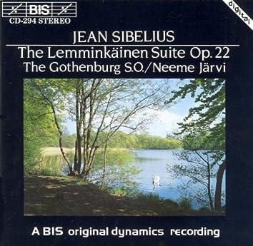 Sibelius: Lemminkainen Suite, Op. 22