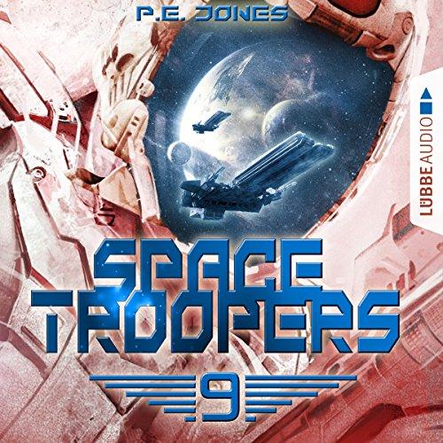 Überleben (Space Troopers 9) Titelbild