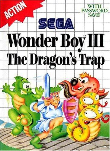 Wonder Boy 3 The Dragon´s Trap