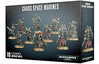 Games Workshop: Warhammer 40,000: Chaos Space Marines
