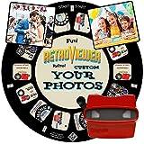 IMAGE3D Custom Viewfinder Reel Plus Red RetroViewer -...