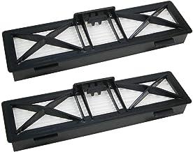 Zestaw konserwacyjny 2x Ultra Performance zamiennik filtra HEPA zamiennik filtr przeciwpyłowy filtr antyalergiczny filtr p...