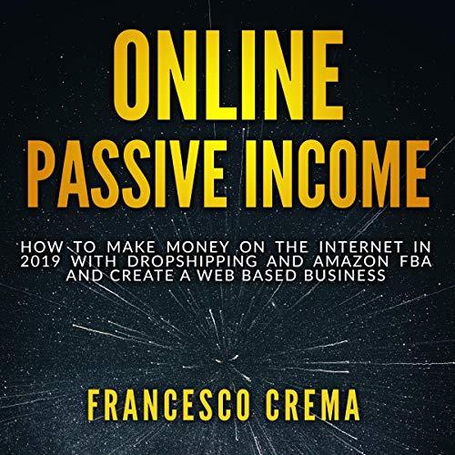 Online Passive Income Titelbild