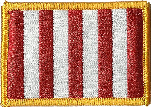 Rebellious Stripes - Sons of Liberty Tactical Patch 2'x3'