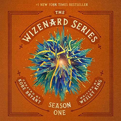 The Wizenard Series, Season One cover art