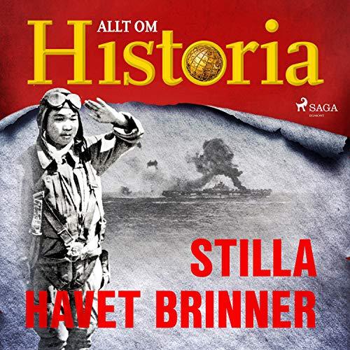 Stilla havet brinner audiobook cover art
