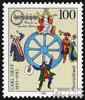 Sellos para los coleccionistas M/úsica // Bailar Completa.edici/ón. 1985 Europa Prophila Collection Grecia 1580-1581 Pareja