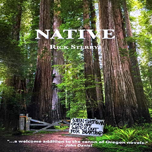 Native audiobook cover art