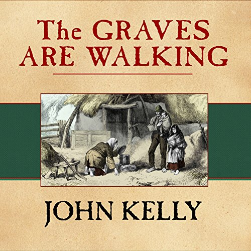 The Graves Are Walking audiobook cover art