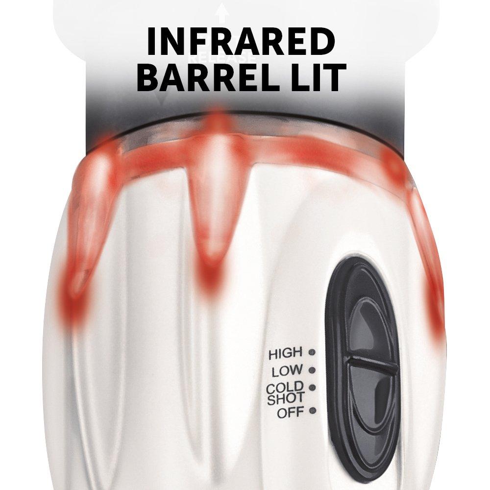 """Revlon Salon Infrared Styling Hot Air Brush, 2"""""""