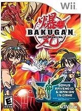 Bakugan: Battle Brawlers and Exclusive Bonus Ravenoid & Manion In-Game for Nintendo Wii