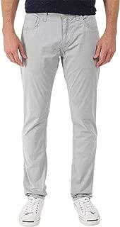 Mens Jake Slim Skinny Leg Reverse Twill Jeans 28 x 32 Navy