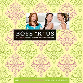 Boys R Us audiobook cover art