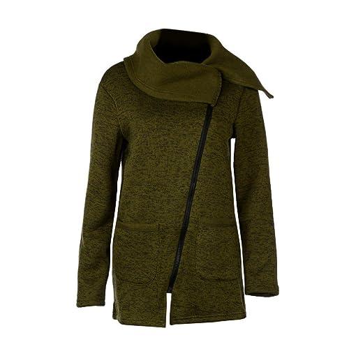 Morwind Plus Size Women s Hoodie Casual Hooded Sweatshirt Jacket Coat Long  Zipper Tops (5XL, 7c045ab8b9