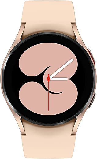 SAMSUNG Galaxy Watch 4 40mm R860 Smartwatch GPS Bluetooth WiFi (International Version) (Pink)
