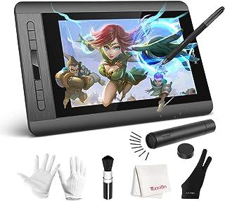XP-Pen 液晶ペンタブレット 液タブArtist12 11.6インチ 最新六角スタイラスペン 72%色域カバー 6個エクスプレスキー タッチパッド 付属品6点セット