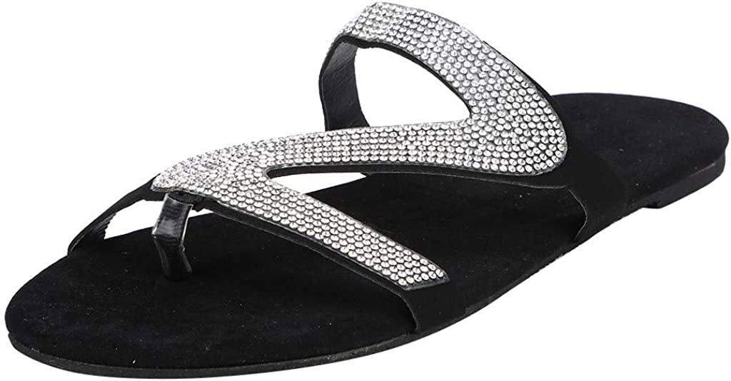 Women's Flat Slippers 2020 Summer Ladies Casual Flip Flop Sandal