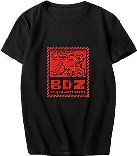 Kpop Twice BDZ Tshirt Tzuyu Chaeyoung Jungyeon Mina Sweatshirt Loose Tops