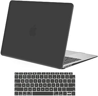 OneStop MacBook Air 13 inch Case With keyboard M1 A2337 A2179 A1932 2020 2019 2018 Release, Slim Plastic Dustproof Matte H...