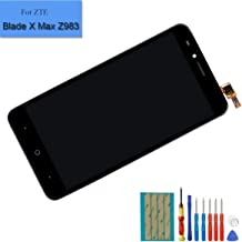 New Replacement LCD Compatible with ZTE BladeX Max Z983 6.0