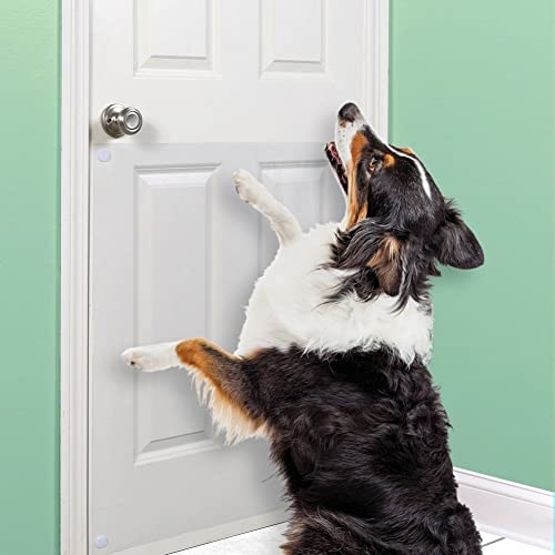 """new arrival Large Vinyl Door Guard For wholesale Dog Scratching - 33"""" lowest X 35"""" outlet sale"""