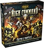 Privateer Press WARMACHINE High Command Faith Fortune Board Game