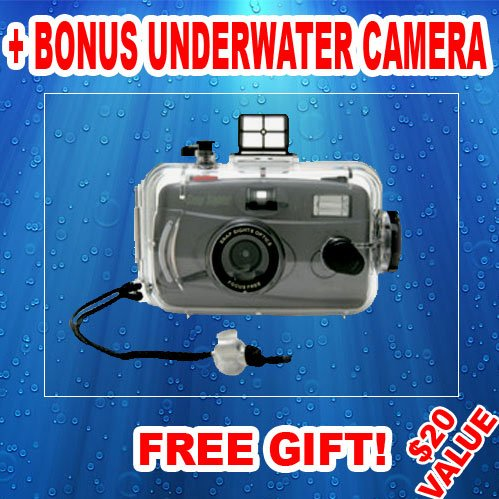 31 PC ULTIMATE SUPER SAVINGS DELUXE DB ROTH ACCESSORY KIT, INCLUDES FLASH, LENSES, FILTERS, ACCESSORIES AND MUCH MORE! For The Canon Powershot S1 IS Digital Camera + BONUS Gift = Waterproof Camera = Great For Kids