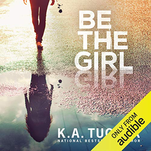 Couverture de Be the Girl