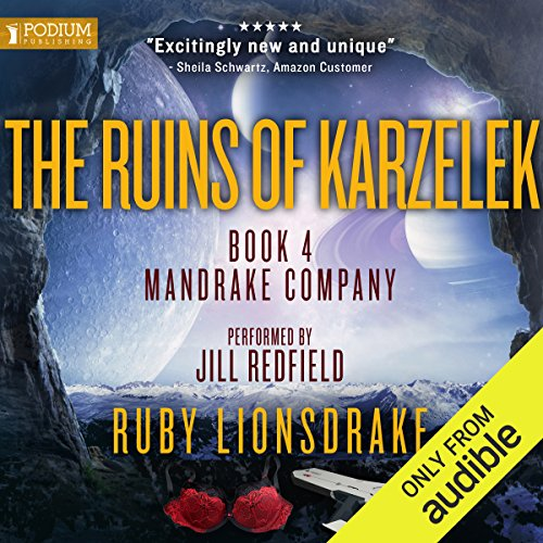 The Ruins of Karzelek audiobook cover art