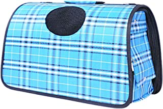BOOB Dog Carrier Portable Pet Backpack Messenger Cat Carrier Outgoing Small Dog Travel Bag Soft Side Breathable Carrier for Cat