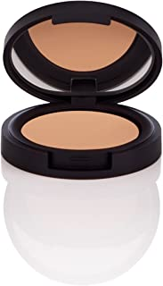 (Natural) - NU EVOLUTION Camouflage Cream - 100% Natural / 88% Certified Organic-No Parabens, Talc - Vegan NATURAL