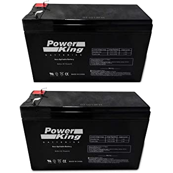 New 12V 8AH SLA Replacement for Power Patrol Backup Battery SLA1075 Beiter DC Power