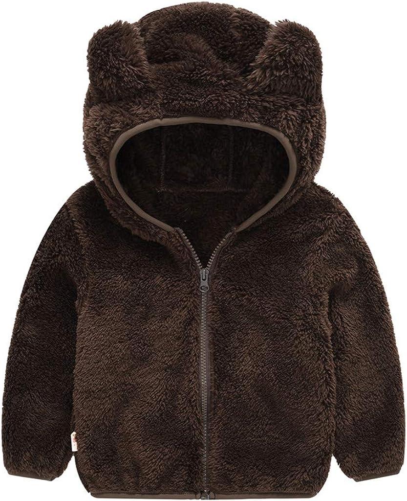 Loyalt latest Toddler Fleece Popular overseas Coat Winter Thic Outwear Baby Sale Unisex