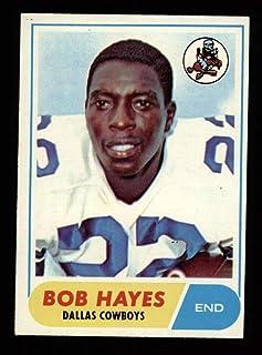 1968 Topps Football #103 Bob Hayes STARX 6 EX/MT CS25497