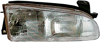 Headlight Replacement For Geo Prizm Passenger Right Side Rh 1993 1994 1995 1996 1997 Headlamp Assembly
