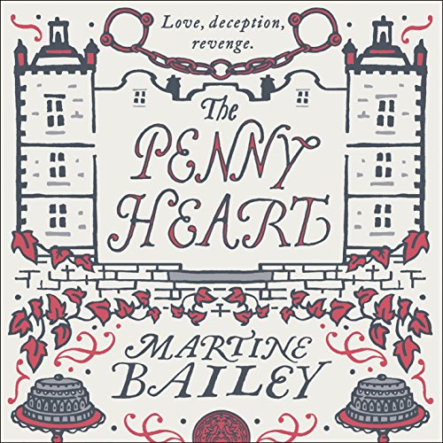 The Penny Heart audiobook cover art