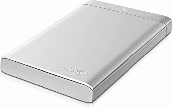 (OLD MODEL) Seagate Backup Plus 1TB Portable External Hard Drive for Mac USB 3.0 (STBW1000900)