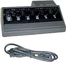 motorola 6 bay charger